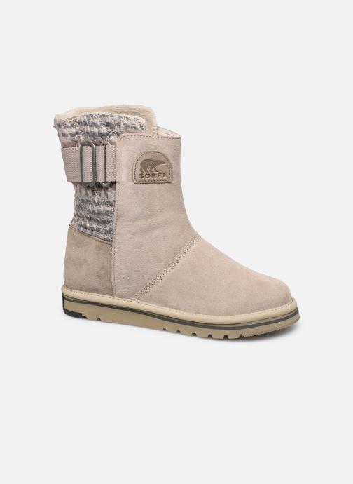 Boots en enkellaarsjes Sorel Newbie Grijs detail
