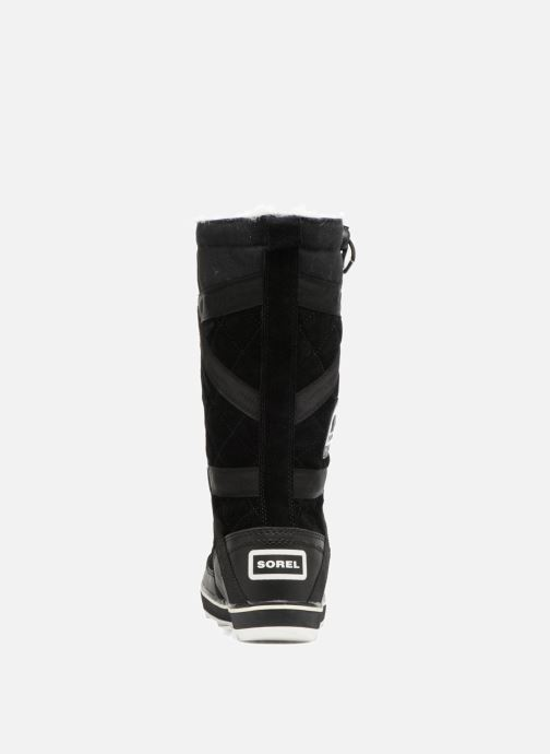 Sport shoes Sorel Glacy Explorer Black view from the right