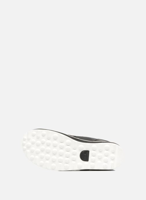 Sport shoes Sorel Glacy Explorer Black view from above