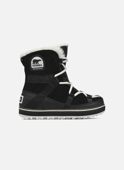 Zapatillas de deporte Sorel Glacy Explorer Shortie Negro vistra trasera