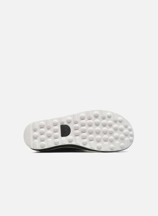 Zapatillas de deporte Sorel Glacy Explorer Shortie Negro vista de arriba