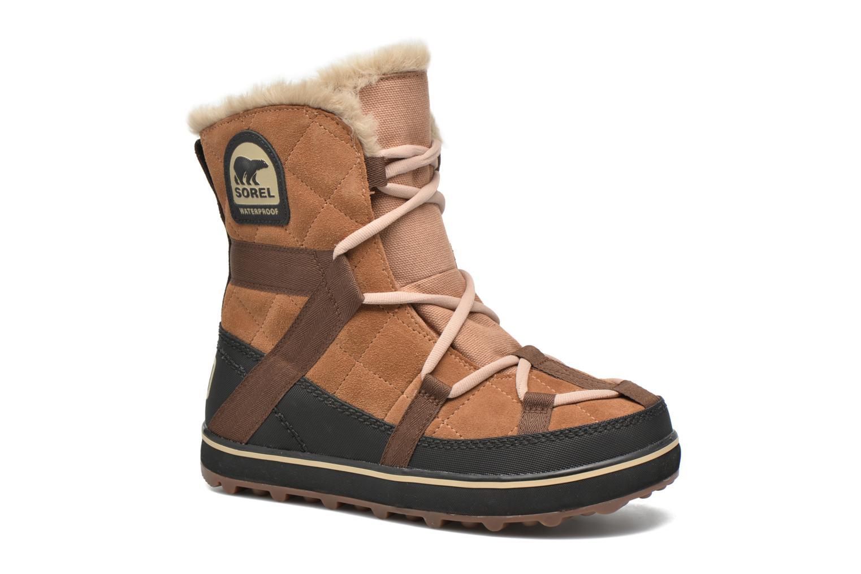 Nuevo zapatos Sorel Glacy Explorer Shortie deporte (Marrón) - Zapatillas de deporte Shortie en Más cómodo a4f06a