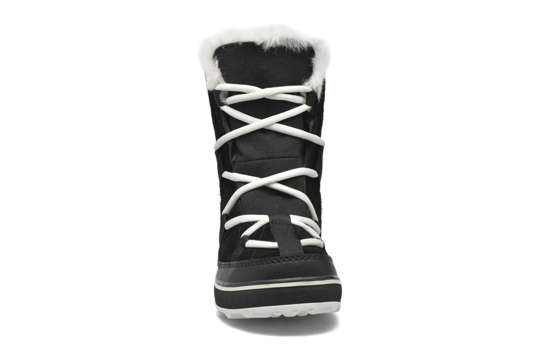 Sport shoes Sorel Glacy Explorer Shortie Black model view