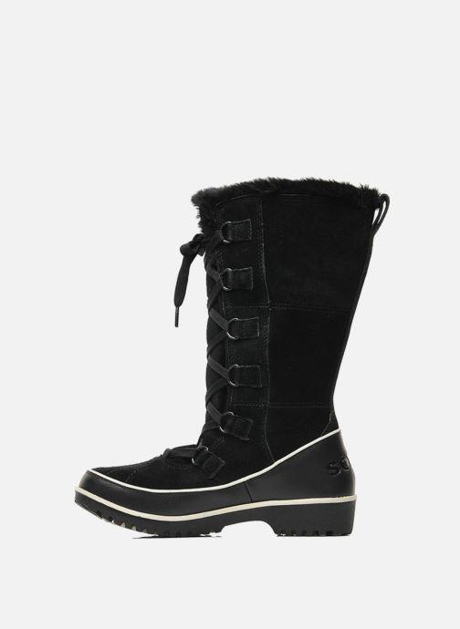 Zapatillas de deporte Sorel Tivoli High II Negro vista de frente