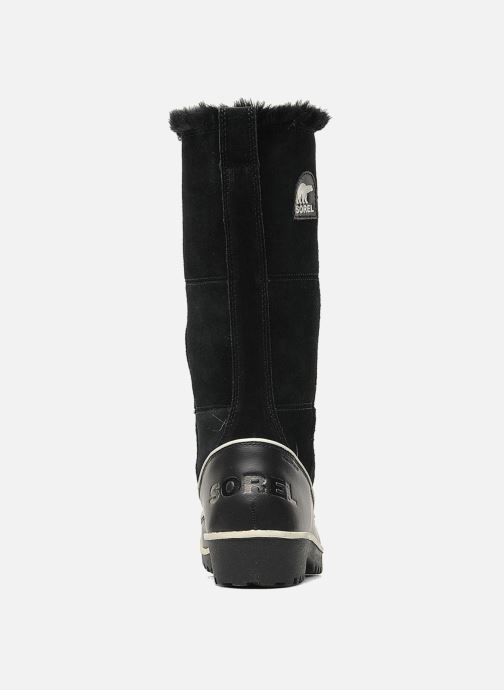 Zapatillas de deporte Sorel Tivoli High II Negro vista lateral derecha