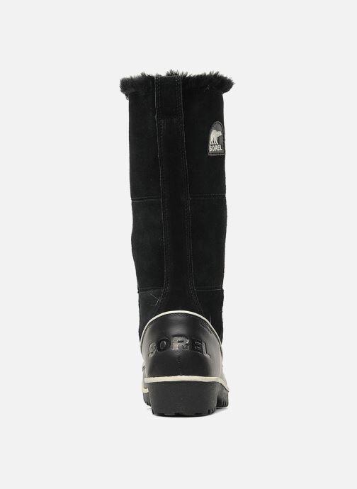Chaussures de sport Sorel Tivoli High II Noir vue droite