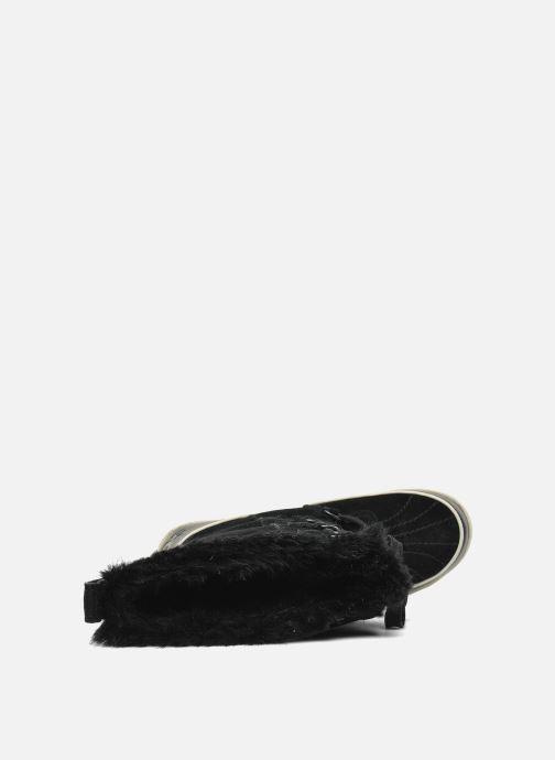 Chaussures de sport Sorel Tivoli High II Noir vue gauche