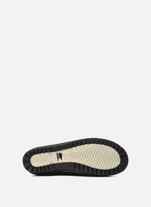 Zapatillas de deporte Sorel Tivoli High II Negro vista de arriba