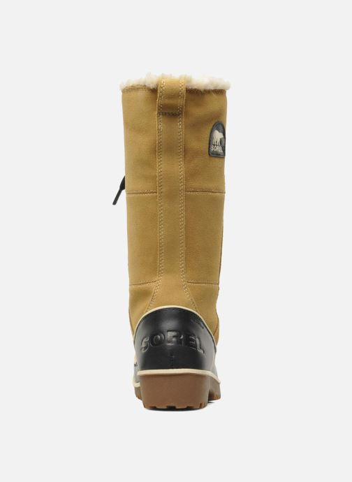 Sport shoes Sorel Tivoli High II Beige view from the right