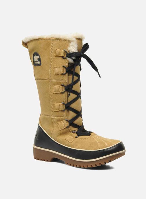 Chaussures de sport Sorel Tivoli High II Beige vue détail/paire