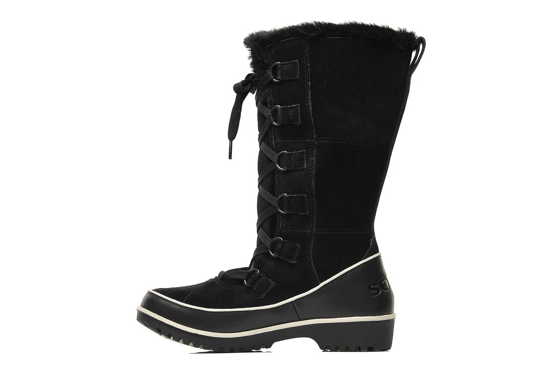 Chaussures de sport Sorel Tivoli High II Noir vue face