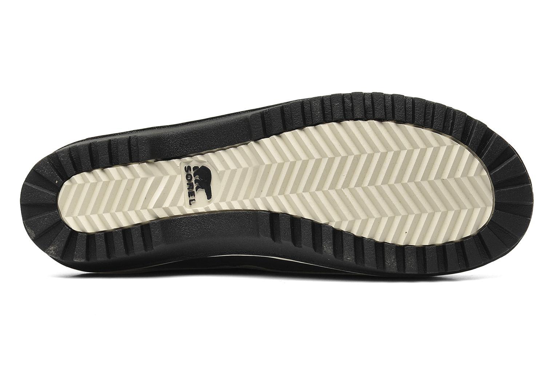 Chaussures de sport Sorel Tivoli High II Noir vue haut
