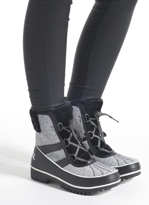 Chaussures de sport Sorel Tivoli II Beige vue bas / vue portée sac