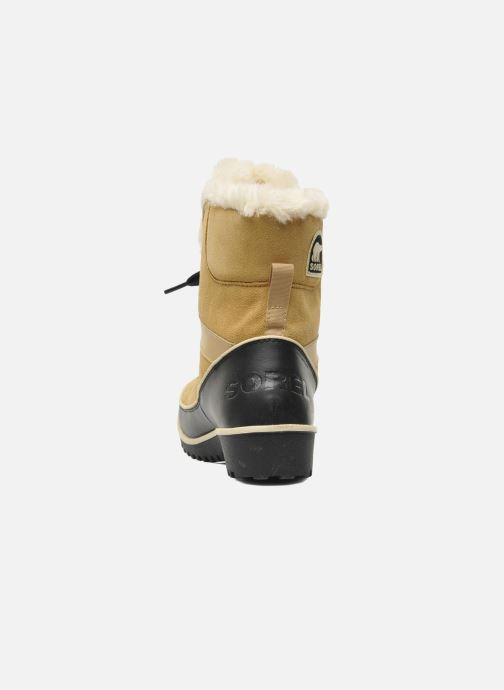 Sport shoes Sorel Tivoli II Beige view from the right