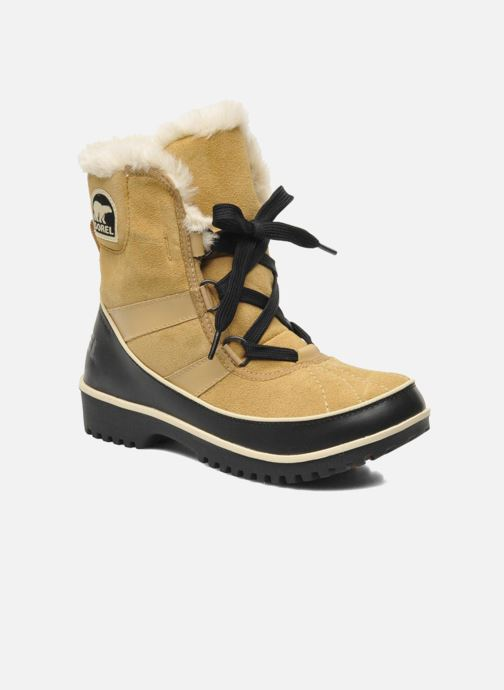 Sport shoes Sorel Tivoli II Beige detailed view/ Pair view
