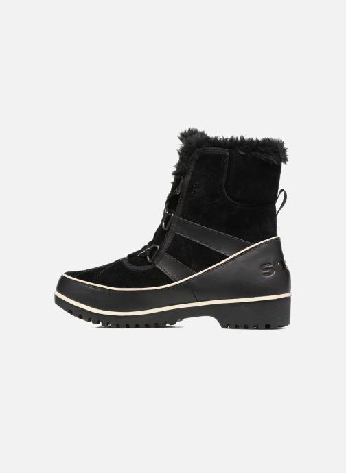 Sport shoes Sorel Tivoli II Black front view