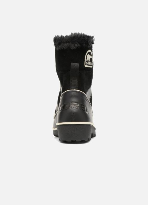 Sport shoes Sorel Tivoli II Black view from the right