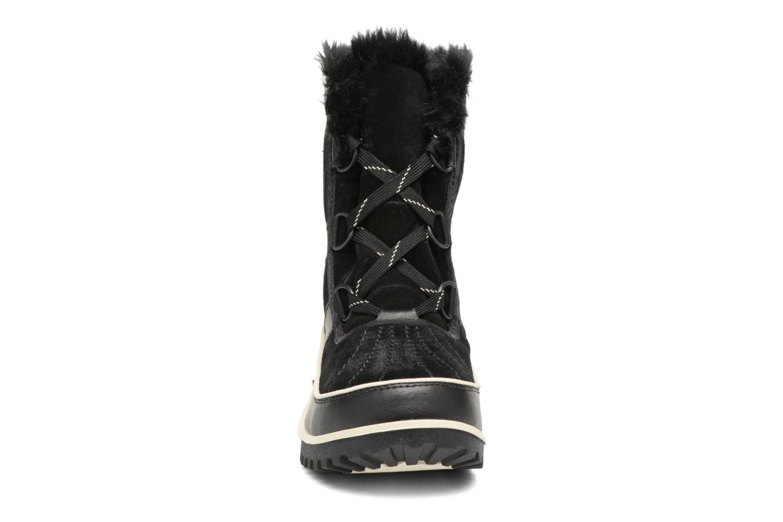 Chaussures de sport Sorel Tivoli II Noir vue portées chaussures
