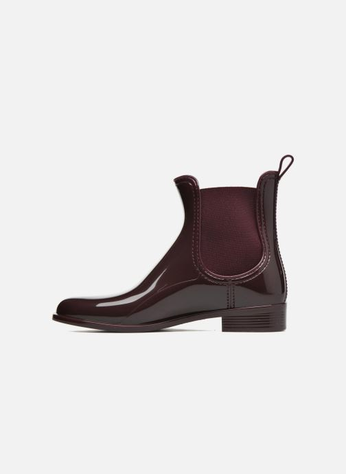 Bottines et boots Lemon Jelly Comfy Bordeaux vue face