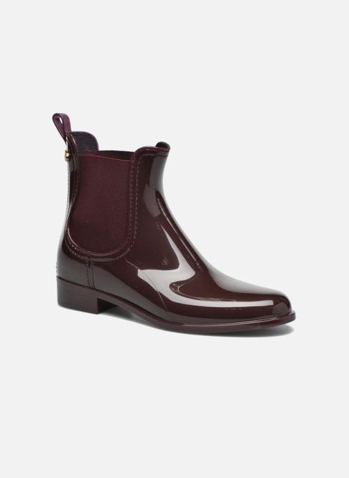 Bottines et boots Lemon Jelly Comfy Bordeaux vue détail/paire