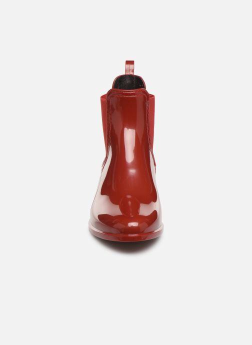 Bottines et boots Lemon Jelly Comfy Rouge vue portées chaussures
