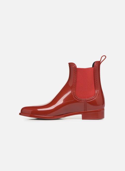 Bottines et boots Lemon Jelly Comfy Rouge vue face