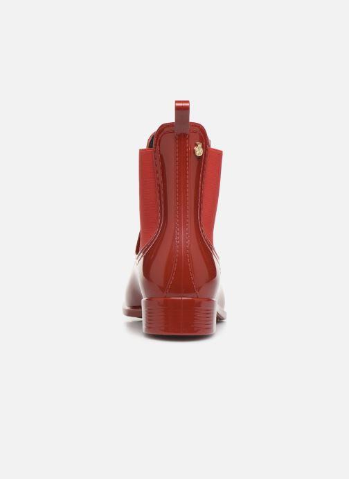 Bottines et boots Lemon Jelly Comfy Rouge vue droite