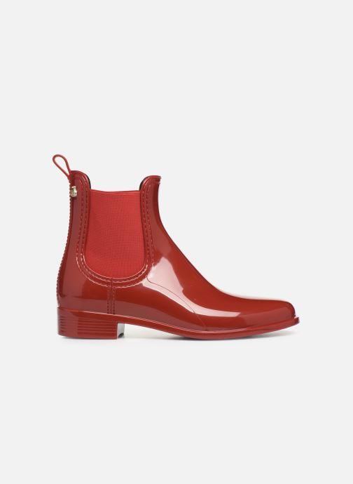 Bottines et boots Lemon Jelly Comfy Rouge vue derrière
