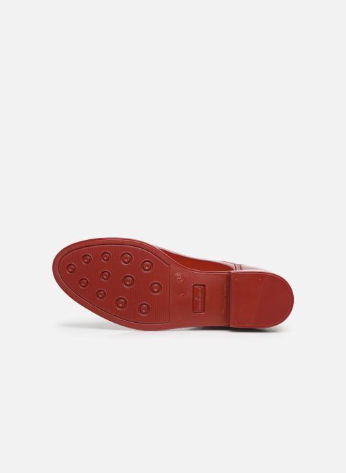 Bottines et boots Lemon Jelly Comfy Rouge vue haut