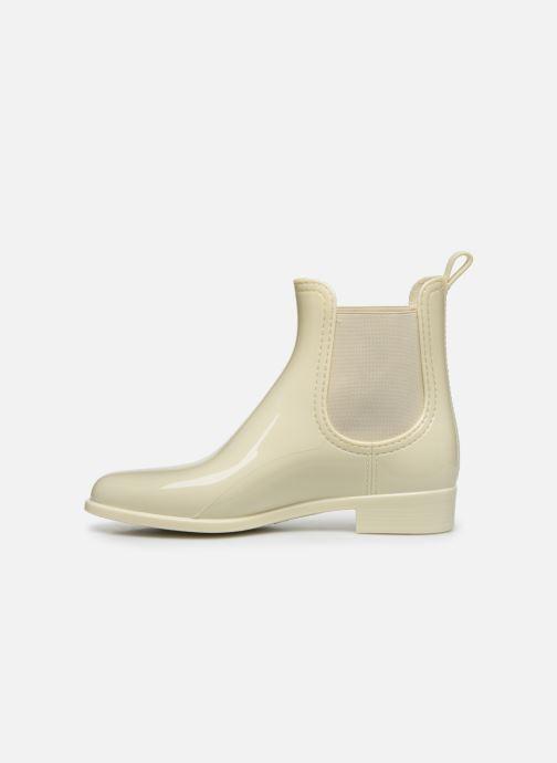 Bottines et boots Lemon Jelly Comfy Blanc vue face