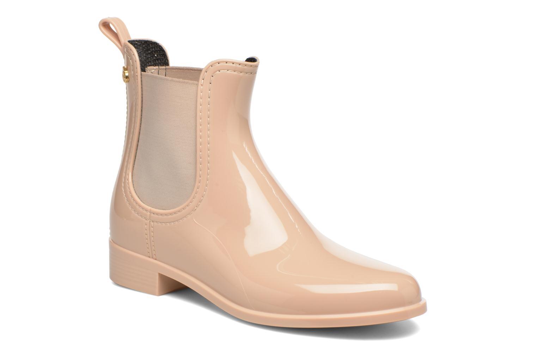 Bottines et boots Lemon Jelly Comfy Beige vue détail/paire