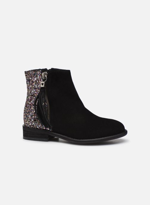 Stiefeletten & Boots Yep Amelle schwarz ansicht von hinten