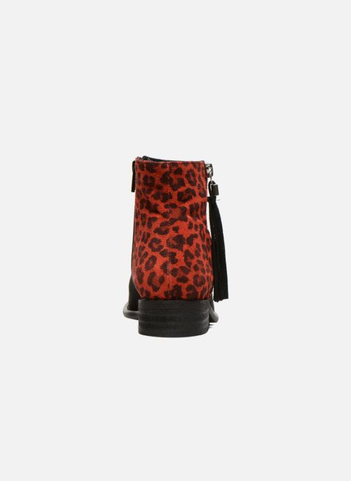 Ankle boots Yep Amelle Black view from the right