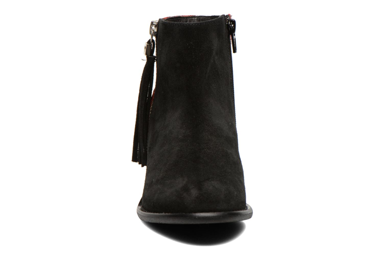 Bottines et boots Yep Amelle Noir vue portées chaussures