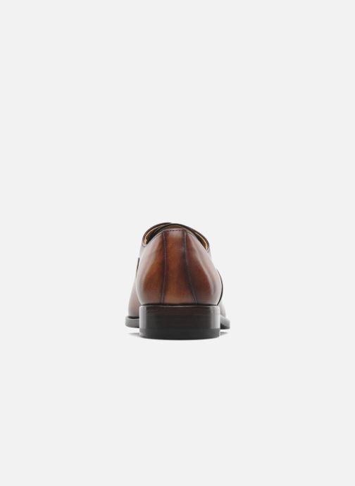 Veterschoenen Marvin&Co Luxe Weloofu - Cousu Goodyear Bruin rechts