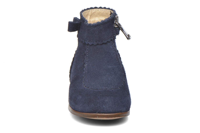Bottines et boots Little Mary OLISETTE Bleu vue portées chaussures