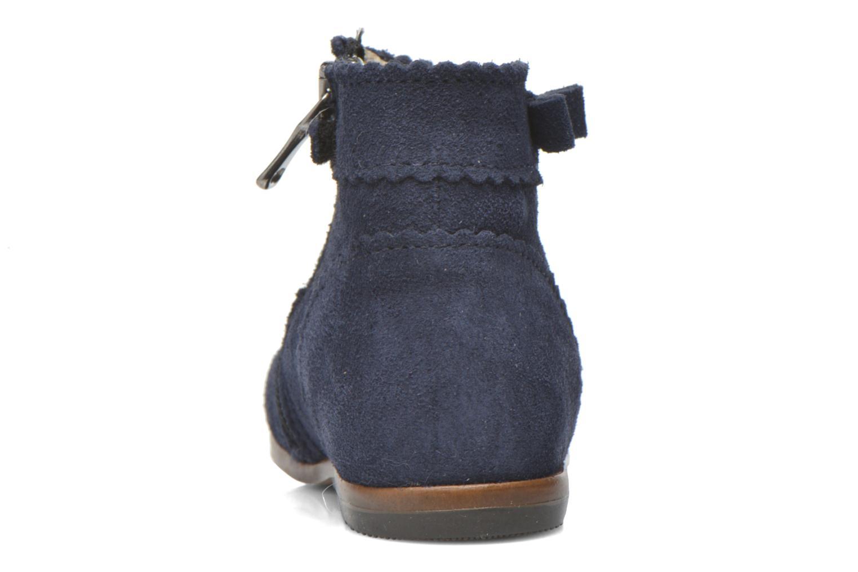 Bottines et boots Little Mary OLISETTE Bleu vue droite