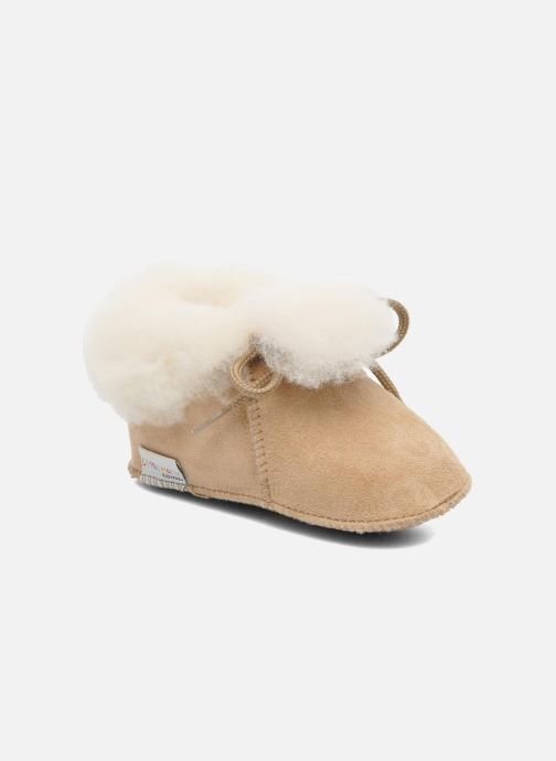 Slippers Little Mary Bb Polaire Beige detailed view/ Pair view