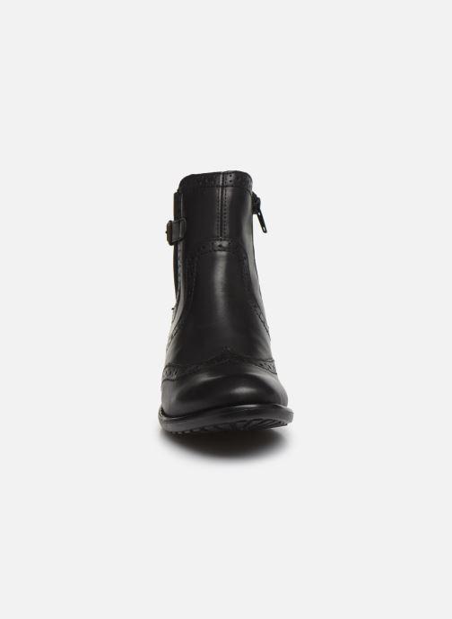 Boots en enkellaarsjes Remonte Carlla R6470 Zwart model