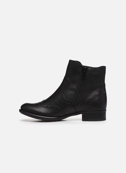 Boots en enkellaarsjes Remonte Carlla R6470 Zwart voorkant