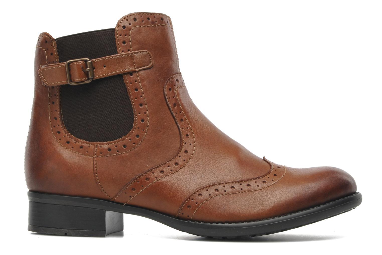 Bottines et boots Remonte Carlla R6470 Marron vue derrière