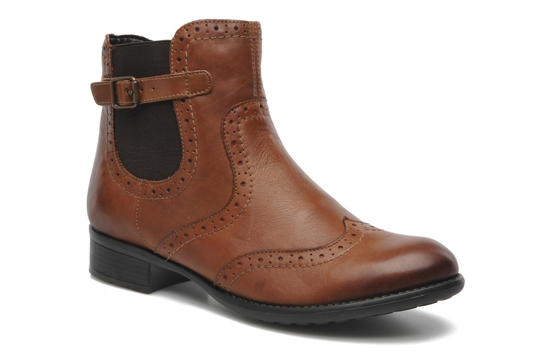 Bottines et boots Remonte Carlla R6470 Marron vue détail/paire