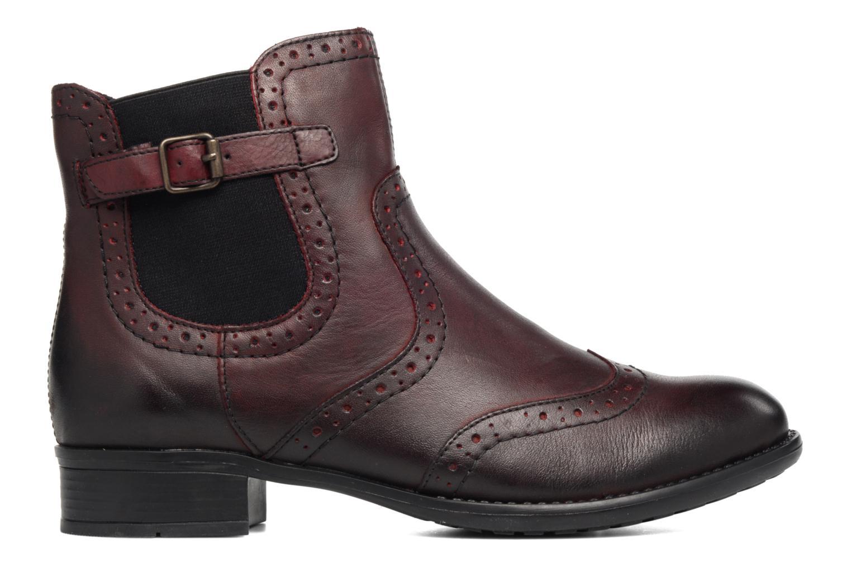 Bottines et boots Remonte Carlla R6470 Bordeaux vue derrière