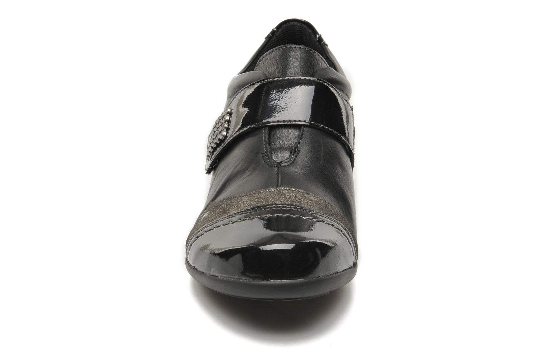 Baskets Remonte Betsie R9819 Noir vue portées chaussures