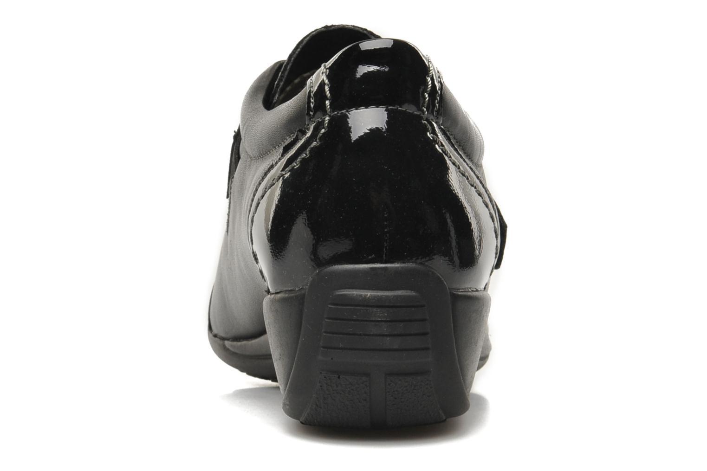 Baskets Remonte Betsie R9819 Noir vue droite