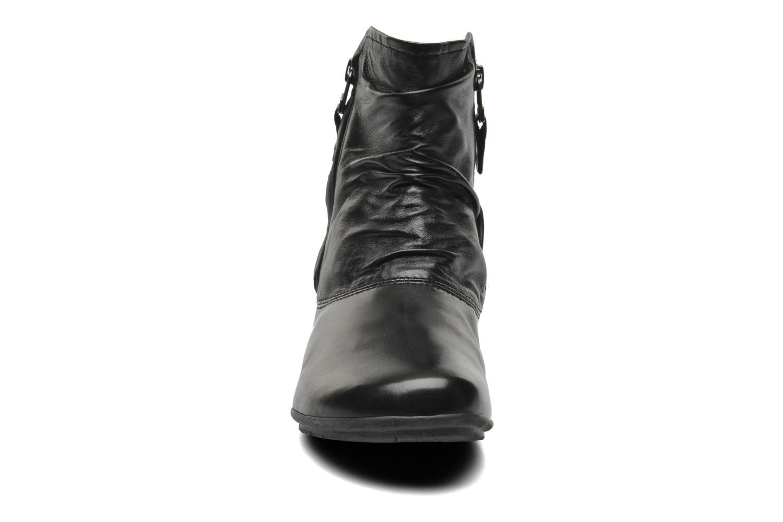 Bottines et boots Josef Seibel Faye 05 Noir vue portées chaussures
