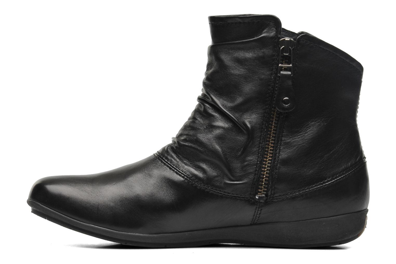Bottines et boots Josef Seibel Faye 05 Noir vue face