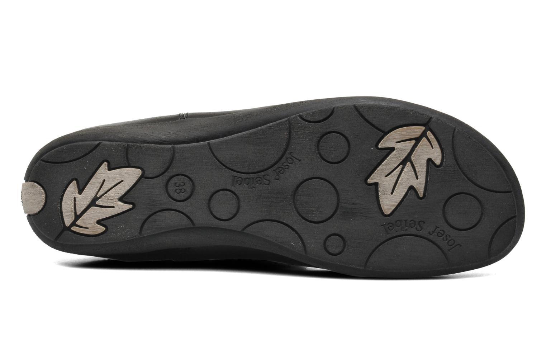 Bottines et boots Josef Seibel Faye 05 Noir vue haut