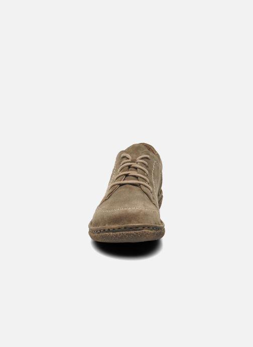 Zapatos con cordones Josef Seibel Neele 02 Marrón vista del modelo