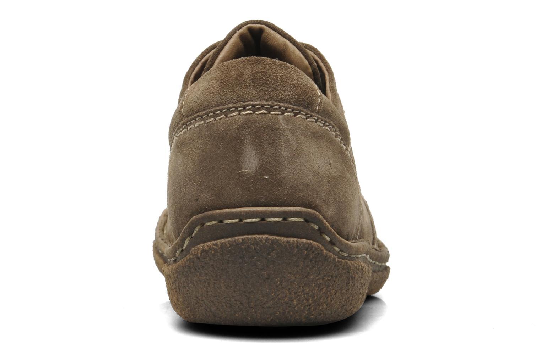 Chaussures à lacets Josef Seibel Neele 02 Marron vue droite